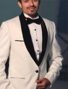 Arturo Alvarez Demalde Tuxedo